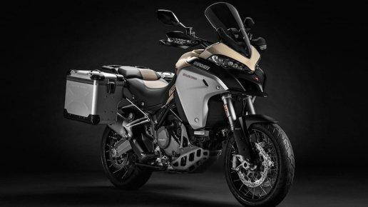 Ducati chuẩn bị tung ra siêu mô tô địa hình mới: Multistrada 1260 Enduro - Hình 2