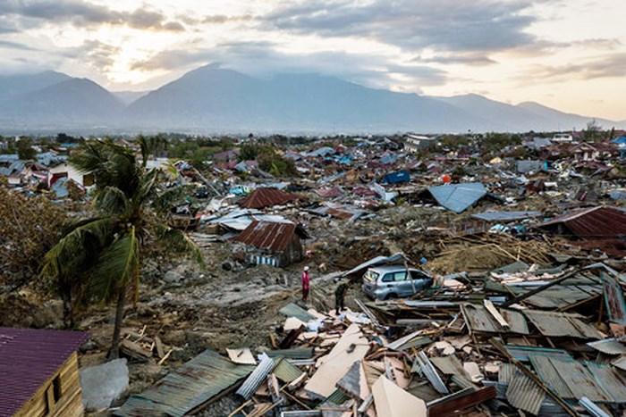 Indonesia xây dựng thành phố Palu mới sau thảm họa kép - Hình 1
