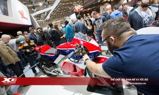 Top 10 siêu mô tô hoàn toàn mới lộ diện tại triển lãm Intermot 2018 - Hình 1