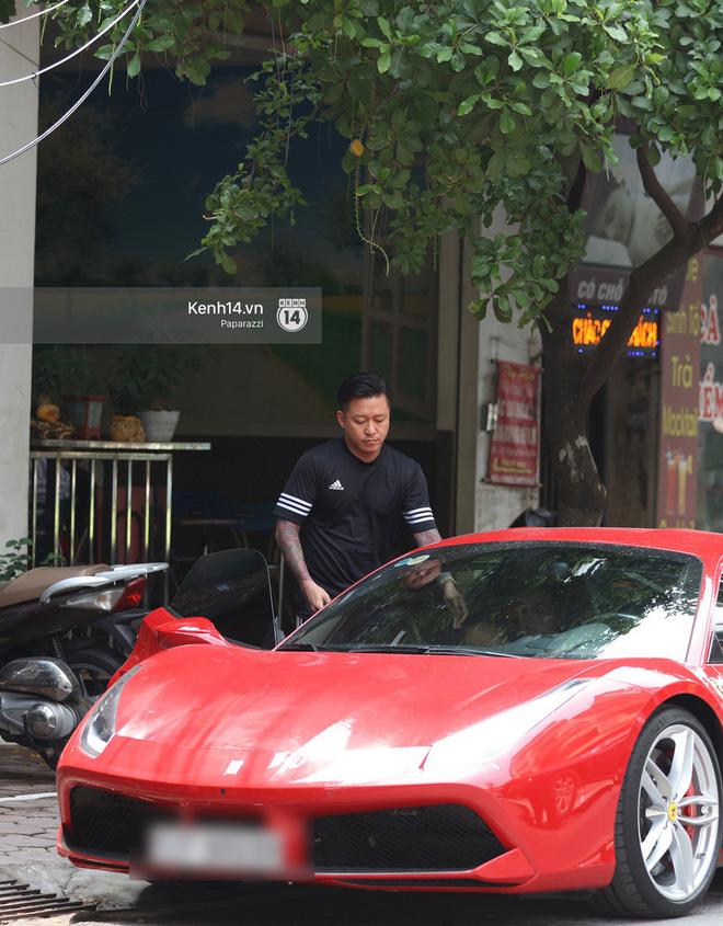 Tuấn Hưng lên tiếng về siêu xe Ferrari 16 tỷ gặp nạn: Khỏe mạnh rồi sẽ làm lại được hết - Hình 2