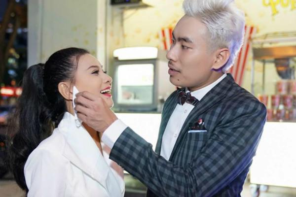 Cát Phượng phản hồi về thông tin sắp sửa tổ chức đám cưới cùng Kiều Minh Tuấn - Hình 2