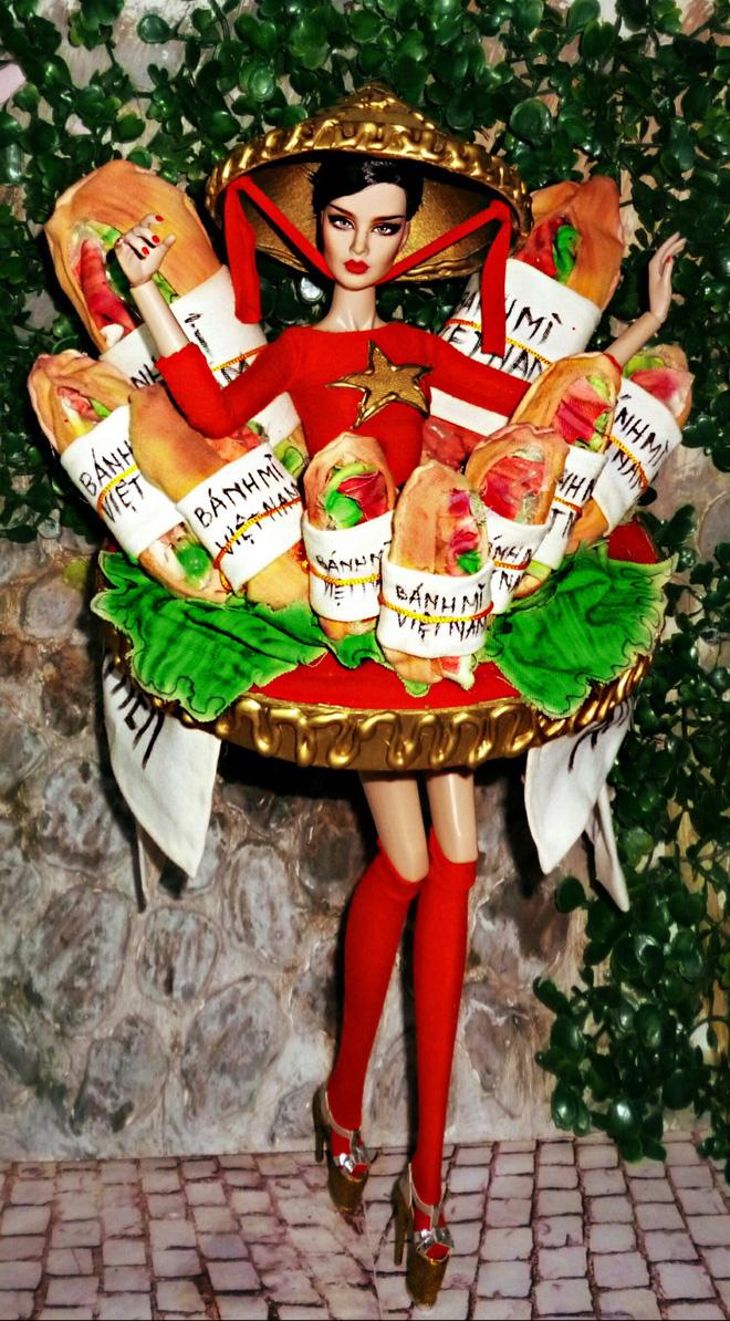 HHen Niê xuất hiện trong trang phục dân tộc đính đầy bánh mì, bạn xem chưa? - Hình 2