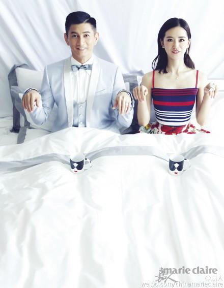 Không phải chiêu trò để PR, những cặp đôi Hoa ngữ này đã nên duyên nhờ những bộ phim đóng cùng - Hình 21