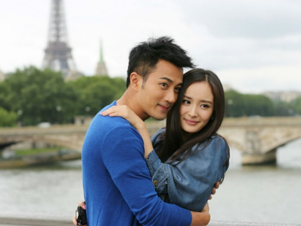 Không phải chiêu trò để PR, những cặp đôi Hoa ngữ này đã nên duyên nhờ những bộ phim đóng cùng - Hình 13