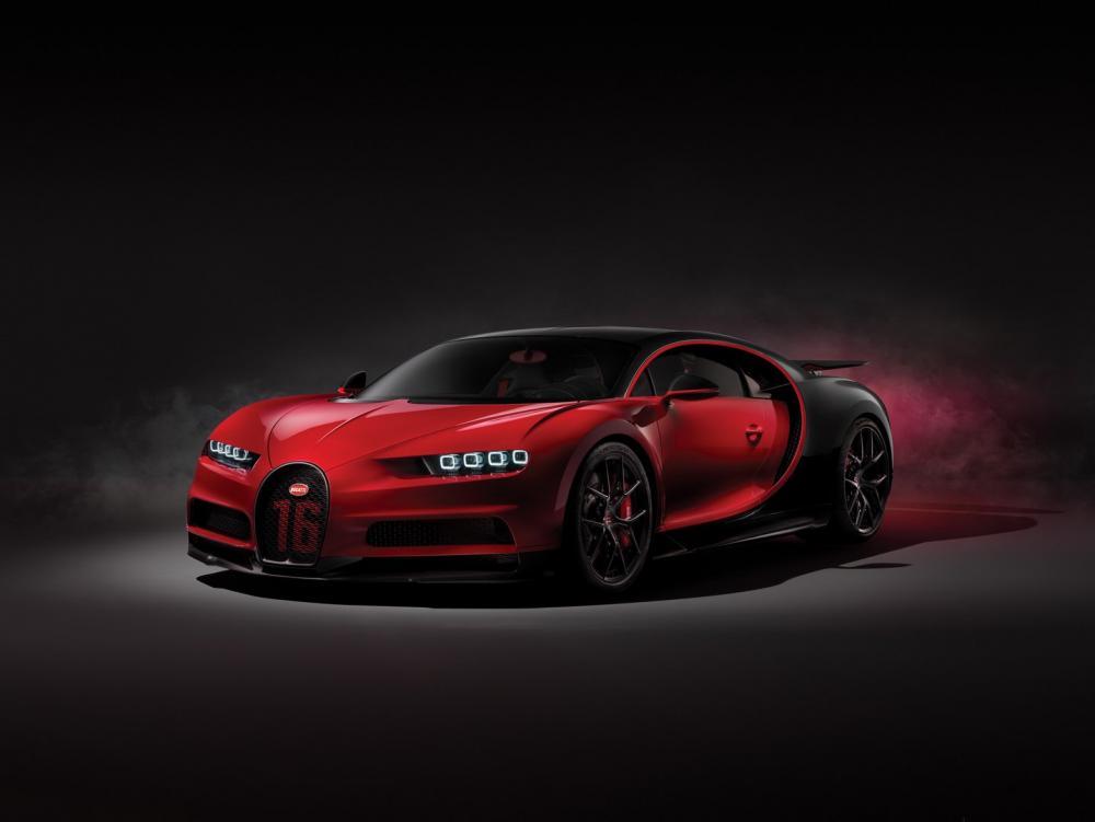 Bugatti phát triển phiên bản nhanh như tên lửa đất đối đất của siêu xe Chiron - Hình 2