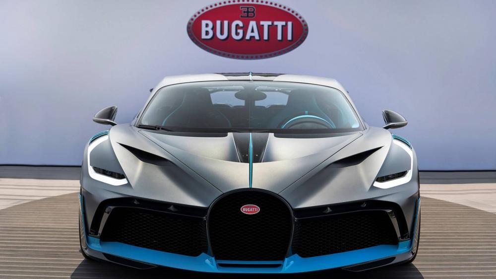 Bugatti phát triển phiên bản nhanh như tên lửa đất đối đất của siêu xe Chiron - Hình 1