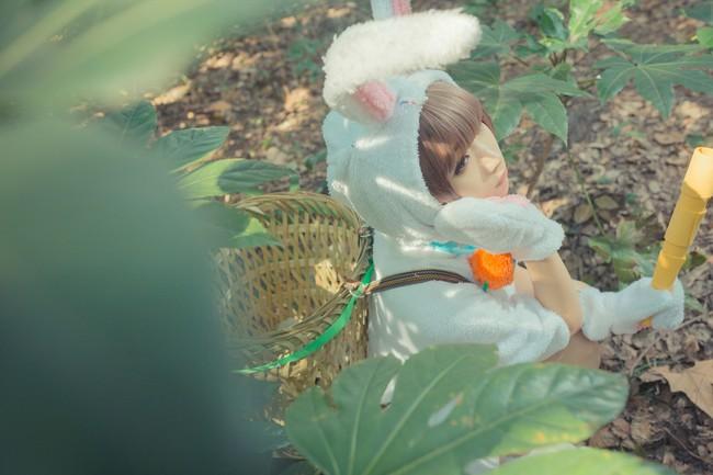 Cosplay Teemo Thỏ Phục Sinh siêu đáng yêu - Hình 7