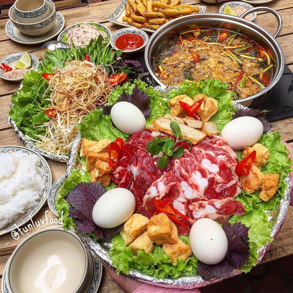 Gợi ý quán ăn Việt phù hợp đưa gia đình đi ăn mừng ngày 20/10 - Hình 12