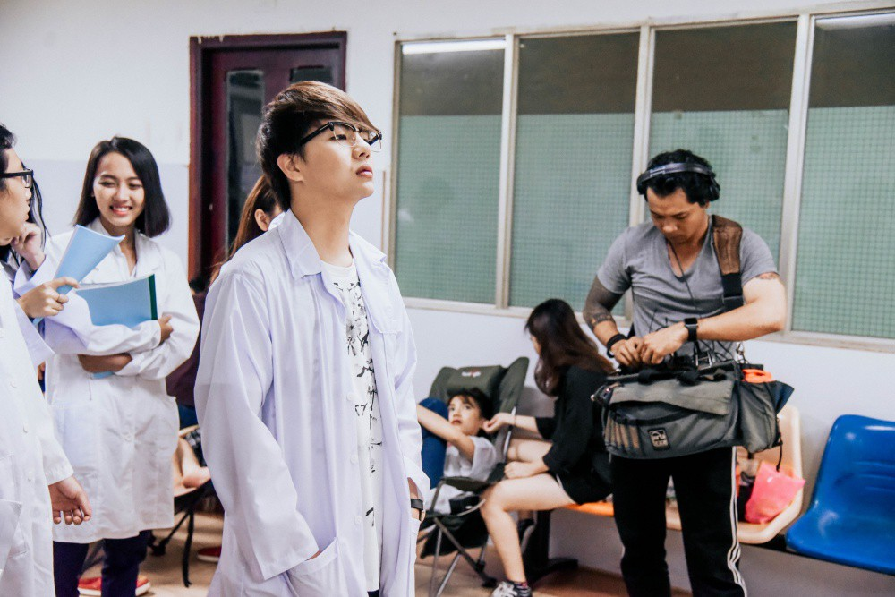 Quán quân Gương mặt thân quen 2018 Duy Khánh hé lộ web-drama Halloween phát sóng tại Việt Nam và Trung Quốc - Hình 7