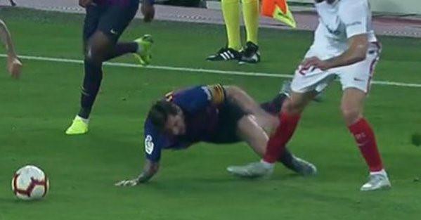 Messi chấn thương nghiêm trọng trước thềm đại chiến với Real - Hình 1