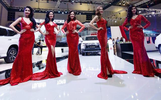 Vietnam Motor Show 2018: 120 mẫu xe trưng bày, lớn nhất trong lịch sử - Hình 1