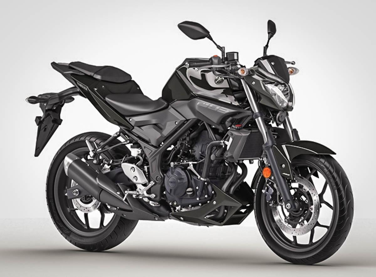Yamaha MT-03 2019 thêm sắc màu thời trang - Hình 3