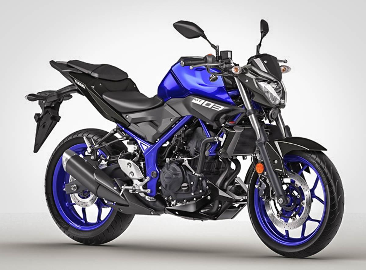 Yamaha MT-03 2019 thêm sắc màu thời trang - Hình 2