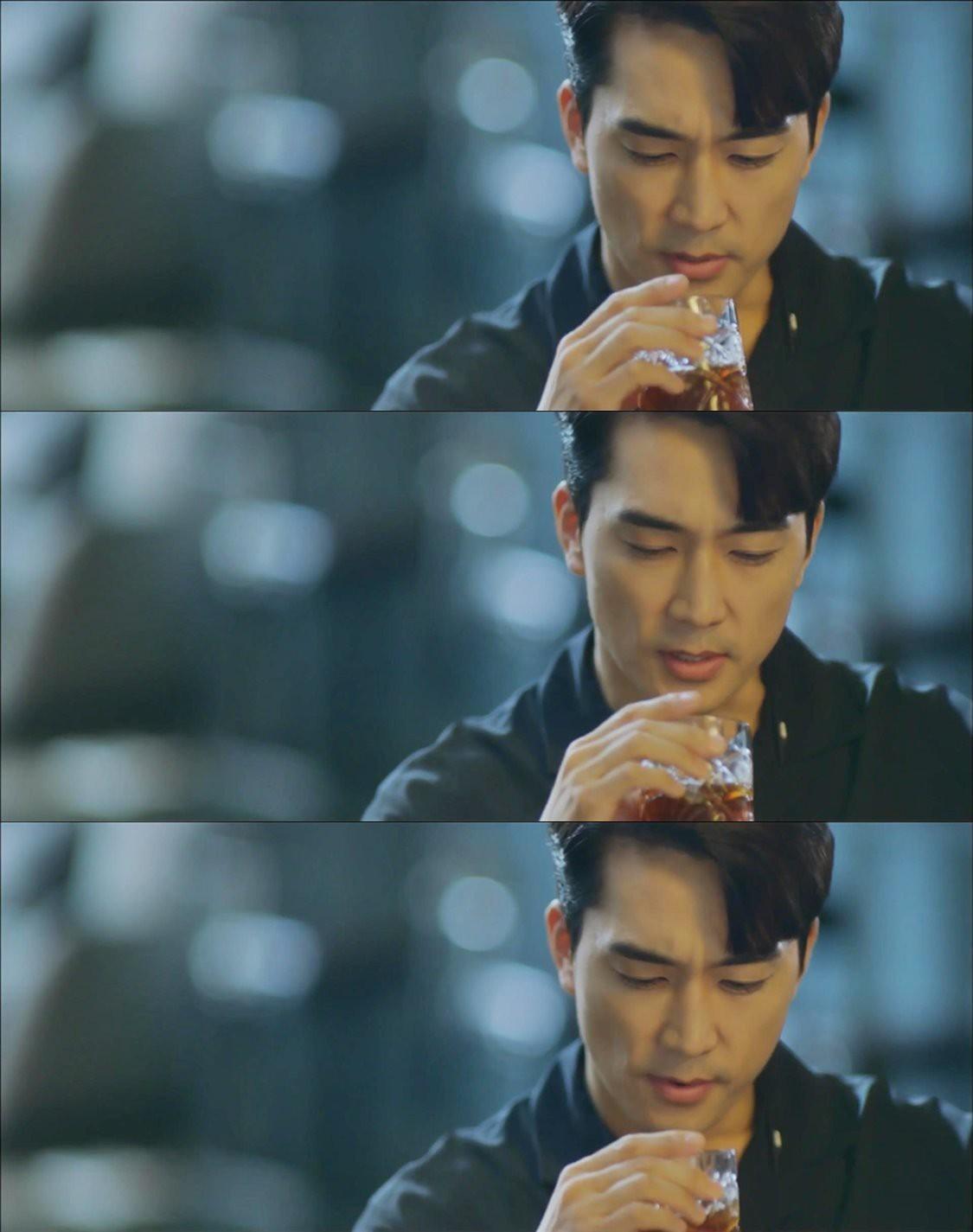 Đố bạn nhận ra ông chú đầu nấm này lại chính là... tài tử Song Seung Hun - Hình 1