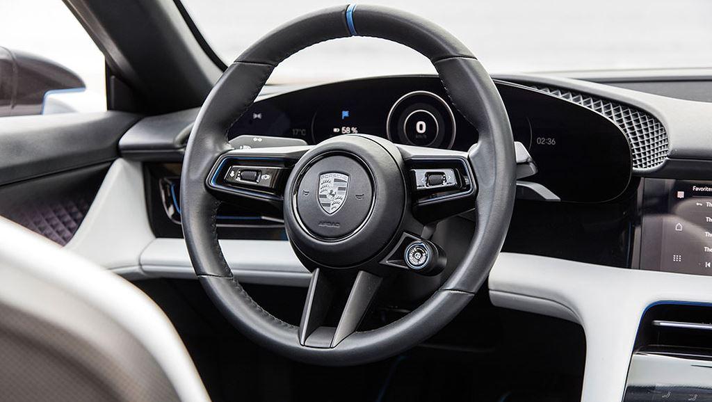 Porsche Taycan Cross Turismo được bật đèn xanh sản xuất hàng loạt - Hình 7