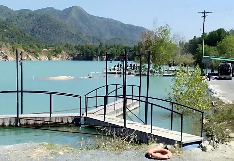 Hồ Đá Xanh  Hòn ngọc nên thơ của du lịch Vũng Tàu - Du lịch