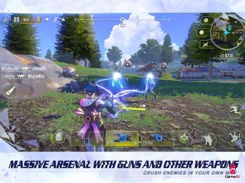Hướng dẫn tải Cyber Hunter - tựa game sinh tồn thế giới mở mới ra mắt của NetEase - Hình 4