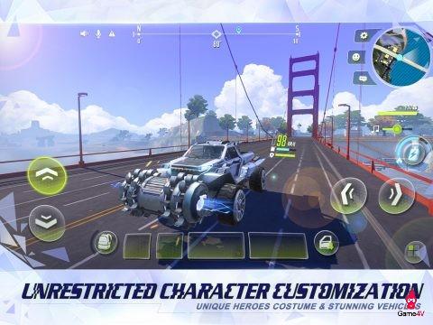 Hướng dẫn tải Cyber Hunter - tựa game sinh tồn thế giới mở mới ra mắt của NetEase - Hình 5