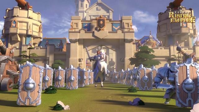 Legend: Rising Empire là sự giao thoa tuyệt đỉnh giữa Clash of Clans và Civilization - Hình 5
