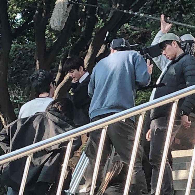 Lộ diện tạo hình 'nam thần trường trung học' của Yoo Seung Ho trong bộ phim sắp lên sóng Revenge Is Back - Hình 6