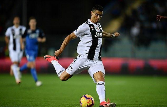 Ronaldo lập siêu phẩm, Juventus ngược dòng trước Empoli - Hình 5