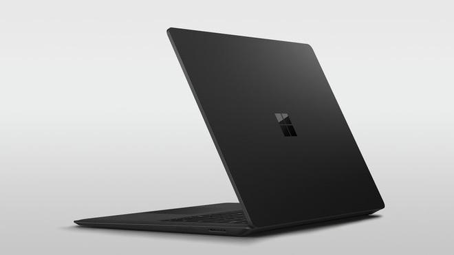 Microsoft ra mắt Surface Laptop 2: Hiệu năng cao gấp đôi, thiết kế không đổi, thêm màu matte black, giá chỉ từ 999 USD - Hình 1