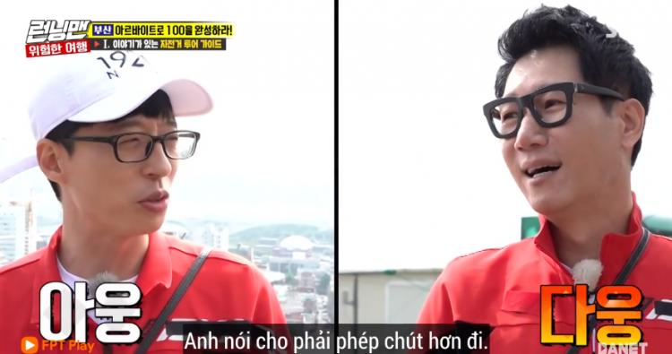 Running Man tập 420: Cú lừa ngoạn mục của team thua cuộc dành cho Kwang Soo - Hình 9