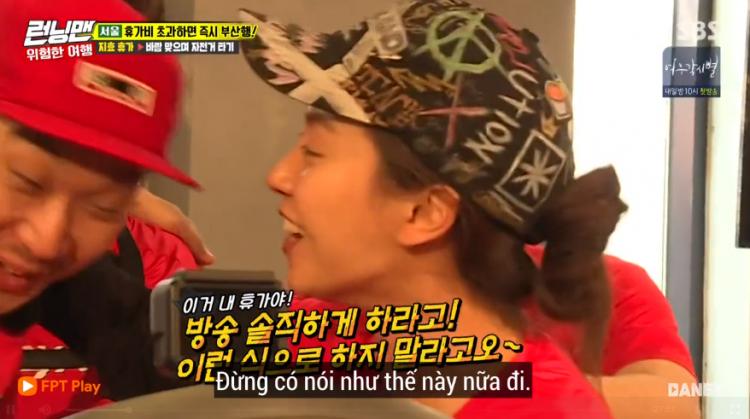 Running Man tập 420: Cú lừa ngoạn mục của team thua cuộc dành cho Kwang Soo - Hình 14