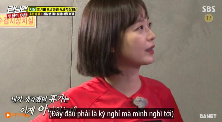 Running Man tập 420: Cú lừa ngoạn mục của team thua cuộc dành cho Kwang Soo - Hình 27