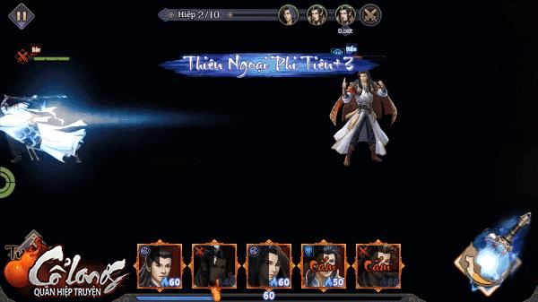 Top 5 vị hiệp khách ngon - bổ - rẻ trong Cổ Long Quần Hiệp Truyện mà người chơi mới nên chiêu mộ - Hình 1