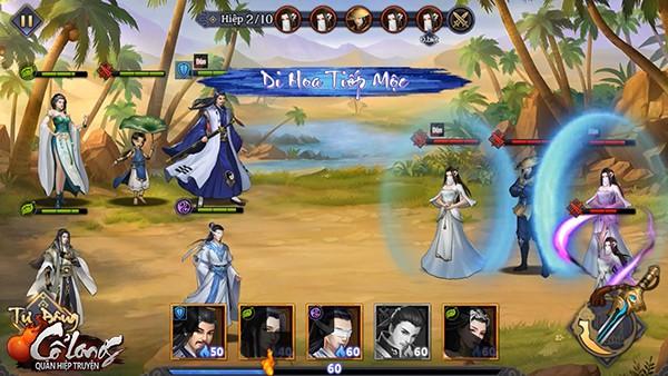 Top 5 vị hiệp khách ngon - bổ - rẻ trong Cổ Long Quần Hiệp Truyện mà người chơi mới nên chiêu mộ - Hình 3