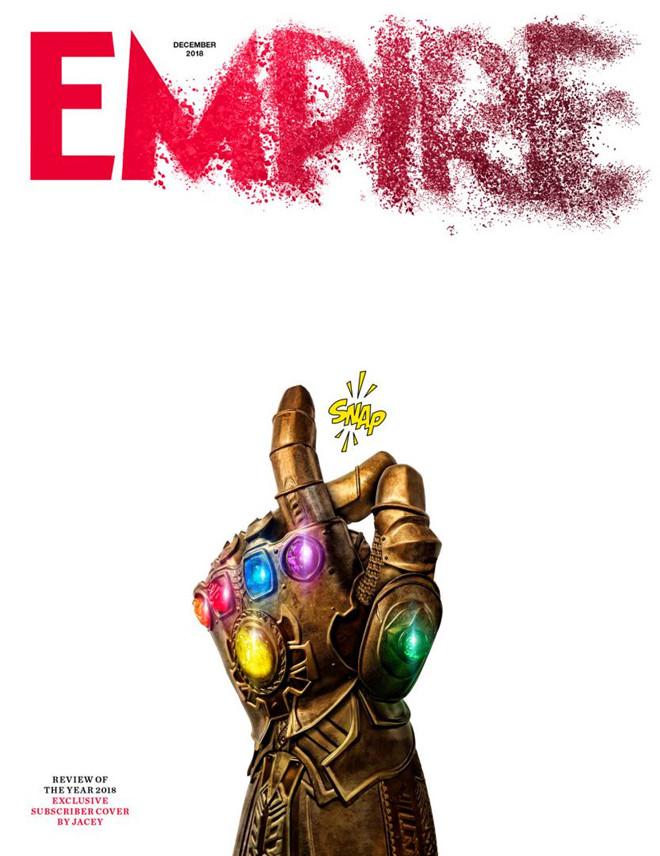 Avengers: Infinity War được tạp chí Empire chọn là phim hay nhất năm - Hình 1