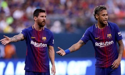 Neymar: Tôi muốn giỏi hơn Messi và Ronaldo - Hình 1