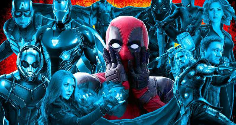 Đang từ nhân vật 18 , Deadpool tung ra phiên bản lành mạnh dịp Giáng Sinh thù có lợi gì? - Hình 5