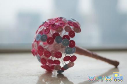 Bó Hoa Valentine Handmade Tại Sao Không? - Hình 1