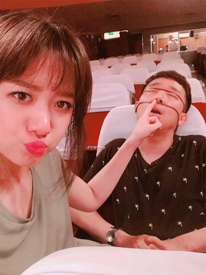 Trấn Thành - Hari Won lãng mạn bên nhau ngày kỉ niệm 1000 ngày yêu - Hình 1