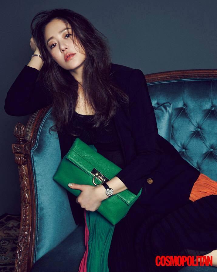 Tài tử Chuyện tình Paris Park Shin Yang cặp kè với Go Hyun Jung trong phim mới của KBS - Hình 7