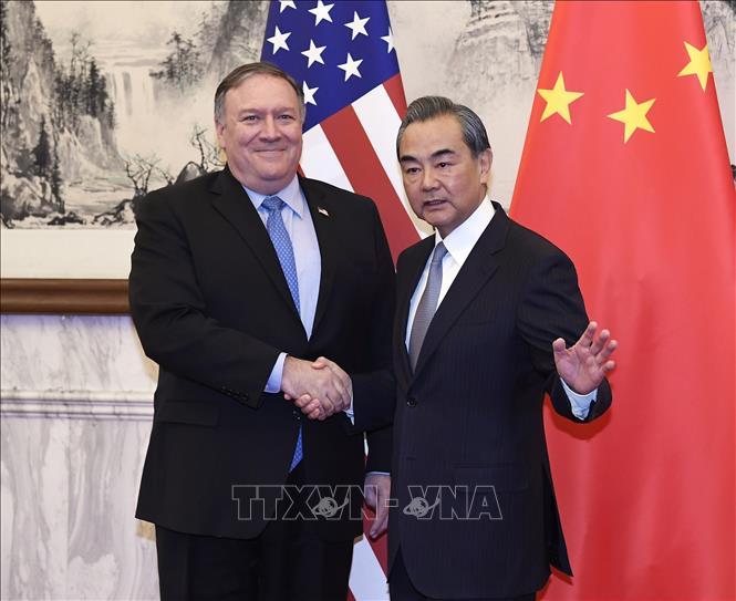 Bộ trưởng Ngoại giao Trung Quốc kêu gọi Mỹ chấm dứt đối đầu - Hình 1