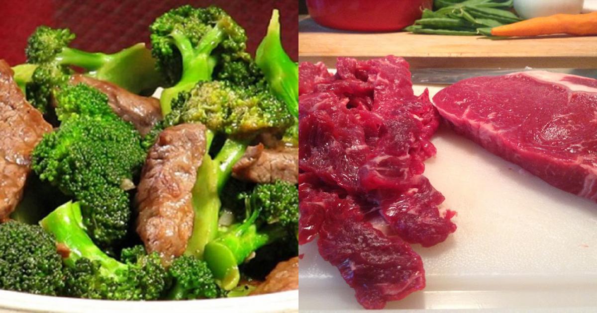 Cách làm bông cải xào thịt bò sốt gừng thơm ngon cho bữa tối - Ẩm thực -  Việt Giải Trí