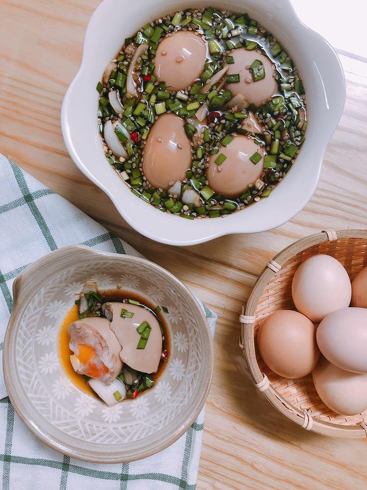 Cách làm trứng ngâm xì dầu ngon cơm mà lại để được lâu cho một tuần bận rộn - Hình 3