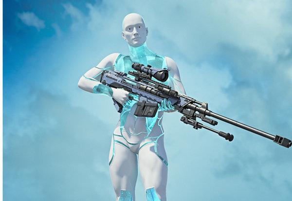 Chuyên gia: Viễn cảnh robot nổi loạn chống con người đã tới gần - Hình 1