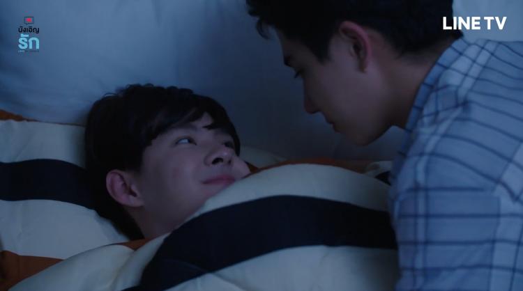 Tình cờ yêu tập 9: Cảnh giường chiếu của Pete và Ae khiến khán giả mất máu, Can thất thần vì nụ hôn của Tin - Hình 2
