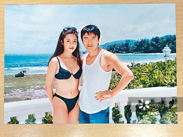 Tình cũ là Hoa hậu của Châu Tinh Trì: Bị chồng đại gia tung ảnh nóng, U50 vẫn đẹp bốc lửa - Hình 3