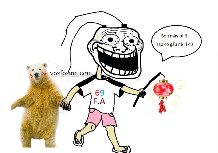 Tổng hợp hình ảnh avatar Trung thu FA troll hài hước nhất - Hình 1