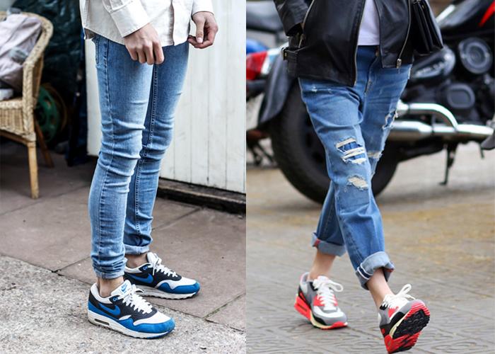 5 phong cách giày sneaker nam sành điệu cho mùa Giáng sinh - Hình 4