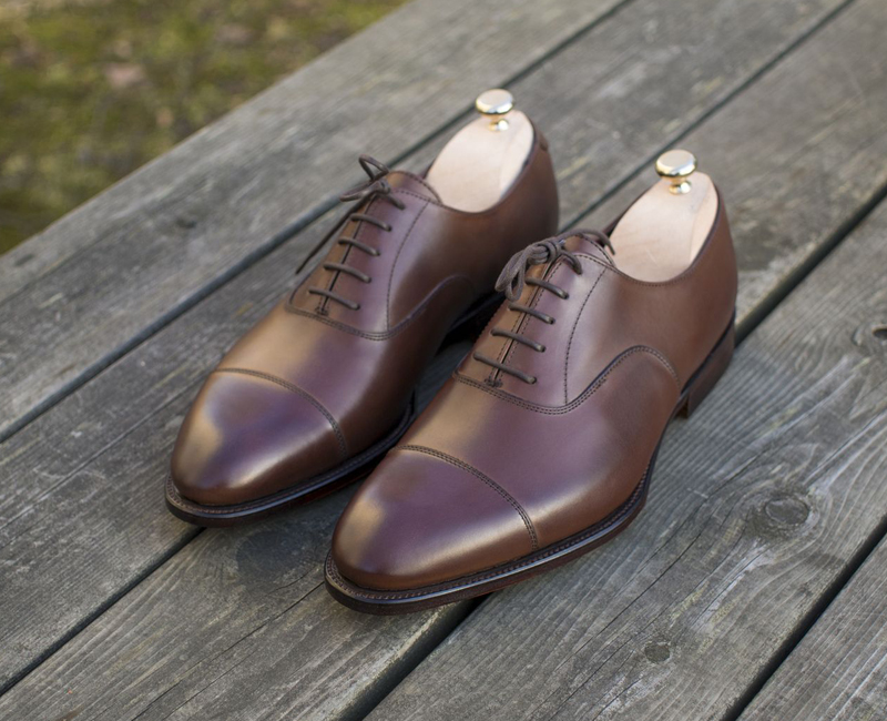 8 kiểu giày da nam cơ bản bạn nên biết - Hình 1