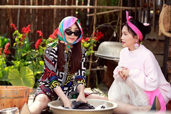 Cuộc sống quý cô thừa kế của Ngân Khánh: Vung tay mua nguyên phòng đồ hiệu cho trai - Hình 6