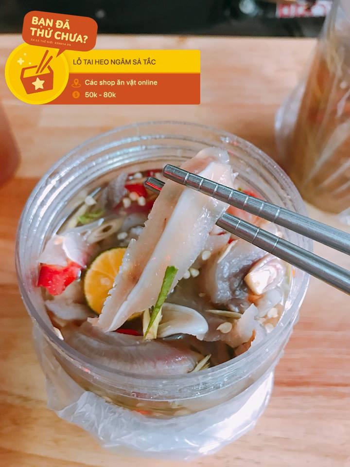 Đừng bảo mình sành ăn nếu không biết mấy món giòn giòn, sật sật từ tai heo ở Sài Gòn này - Hình 19