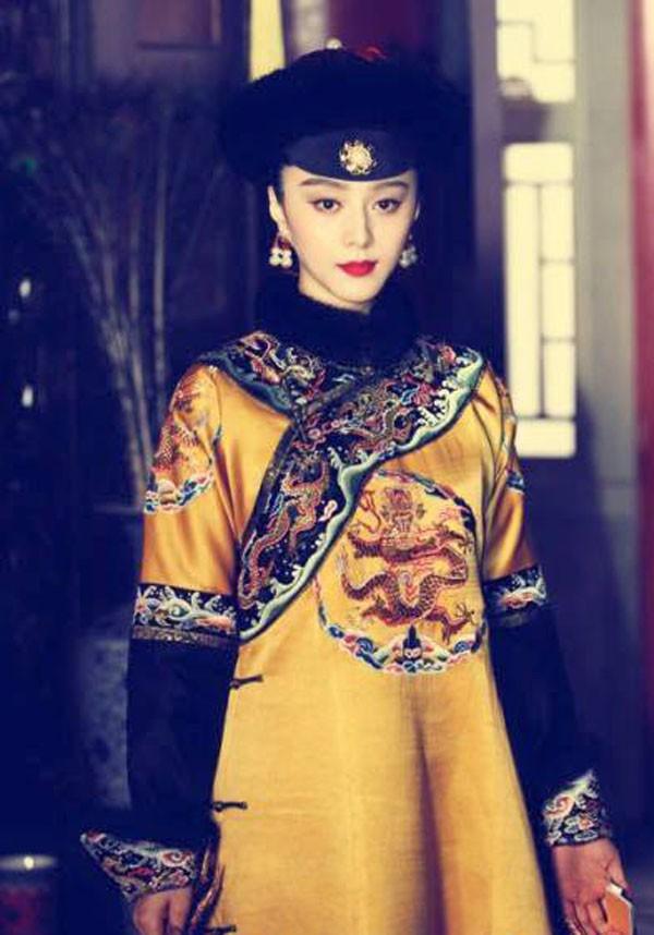 Đừng mải chê Phạm Băng Băng dở hơn Châu Tấn, nàng Kim Tỏa từng đóng Như Ý - Kế Hoàng hậu đây này! - Hình 10