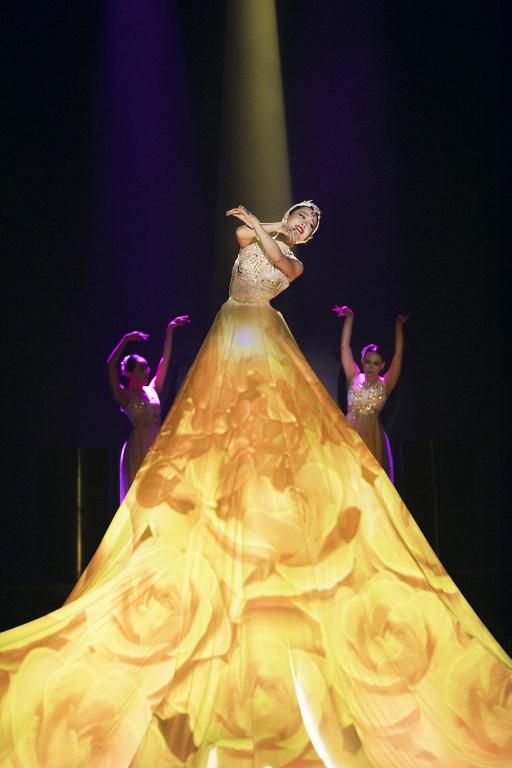 Hồng Nhung, Riyo Mori, Linh Nga tỏa sáng trong Đại nhạc hội Em Mơ - Hình 3